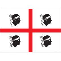 Fahne Region Sardinien Italien