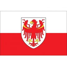 Fahne Region Südtirol Italien