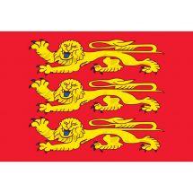 Fahne Region Haute-Normandie Frankreich