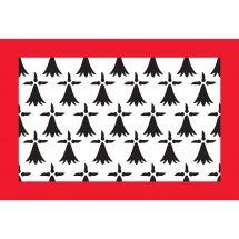 Fahne Region Limousin Frankreich