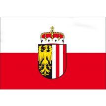 Fahne Bundesland Oberösterreich Österreich