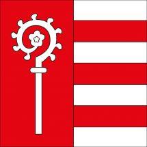 Gemeindefahne 8884 Oberterzen