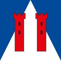 Gemeindefahne 6951 Cimadera