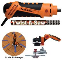 Mediashop Multitool «Twist- A-Saw»
