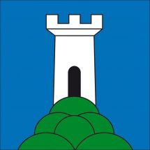 Drapeau commune 7317 Valens