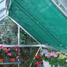 Sonnenschutz zu den Gewächshäusern «Deluxe» und «Clear»