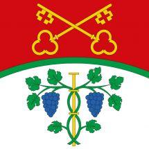 Gemeindefahne 1786 - 1788 Mont-Vully
