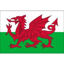 Länderfahne Wales