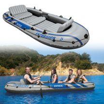 INTEX Schlauchboot Set «Excursion» 5 Personen 366x168x43 cm