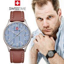 Swisstime Quartzuhr «Edelweiss» Limited