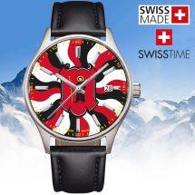 Swisstime «Kantonsuhr» Glarus