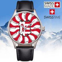 Swisstime «Kantonsuhr» Jura