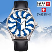 Swisstime «Kantonsuhr» Luzern