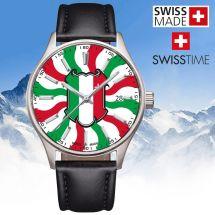 Swisstime «Kantonsuhr» Neuenburg