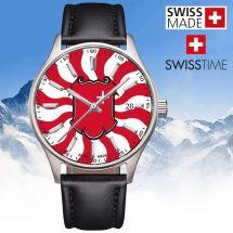 Swisstime «Kantonsuhr» Schwyz