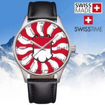 Swisstime «Kantonsuhr» Solothurn