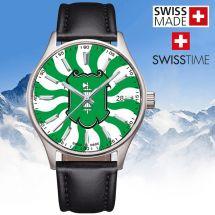 Swisstime «Kantonsuhr» St. Gallen