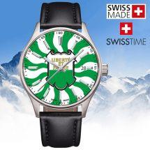 Swisstime «Kantonsuhr» Waadt