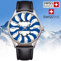 Swisstime «Kantonsuhr» Zug