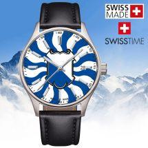 Swisstime «Kantonsuhr» Zürich