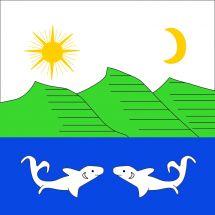 Gemeindefahne 5722 Gränichen altes Wappen