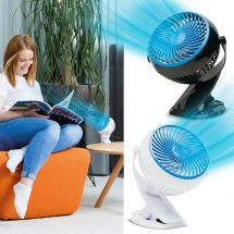 Livington Go Fan Akku-Tischventilator