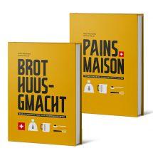 Kochbuch «Brot Huusgmacht»