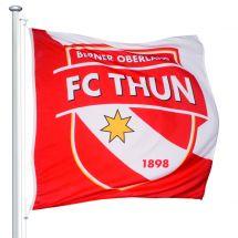 Sportfahne FC Thun official Superflag® 150x150 cm