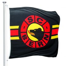 Sportfahne SC Bern official Superflag® 150x150 cm