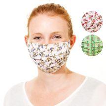 Damen Stoffmasken «Dirndl»