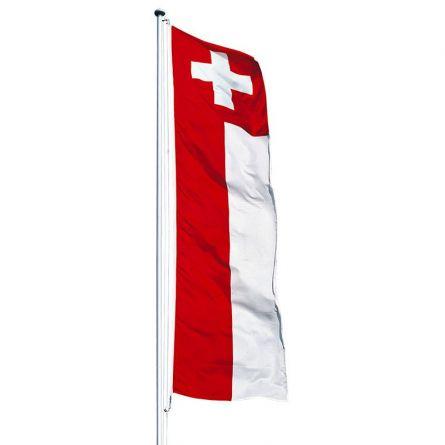 Knatterfahne Schweiz