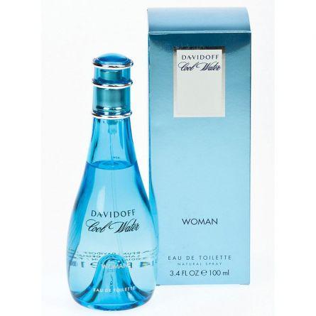 Davidoff Cool Water Woman, EDT 100 ml