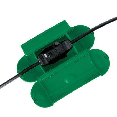 Sicherheitsbox für Kabelverbindung