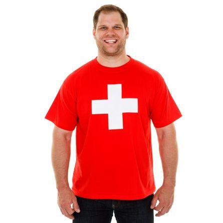 T-Shirt Swiss
