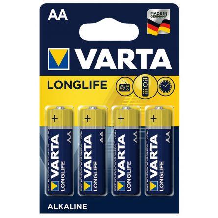 VARTA Longlife AA 4er Blister