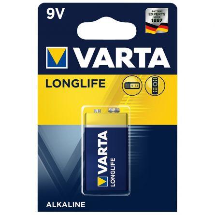 VARTA Longlife 9V 1er Blister