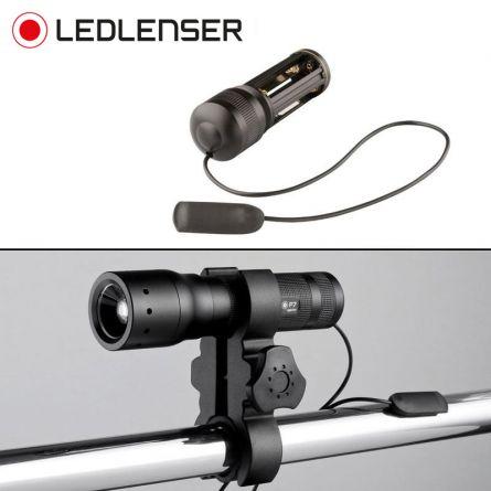 LED Lenser Fernschalter für Taschenlampe