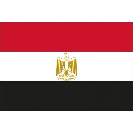 Drapeau national Egypte