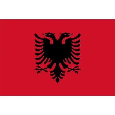 Drapeau national Albanie
