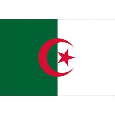 Drapeau national Algérie
