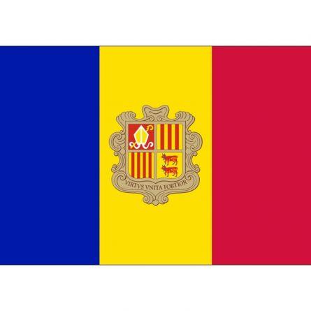Drapeau national Andorra
