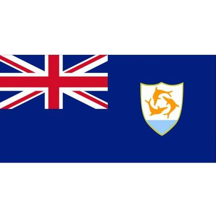 Länderfahne Anguilla