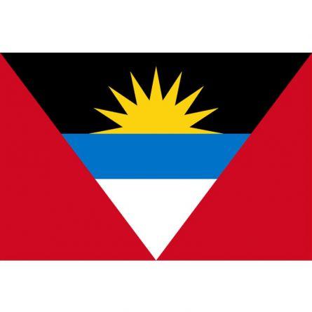 Länderfahne Antigua und Barbuda