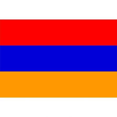 Länderfahne Armenien
