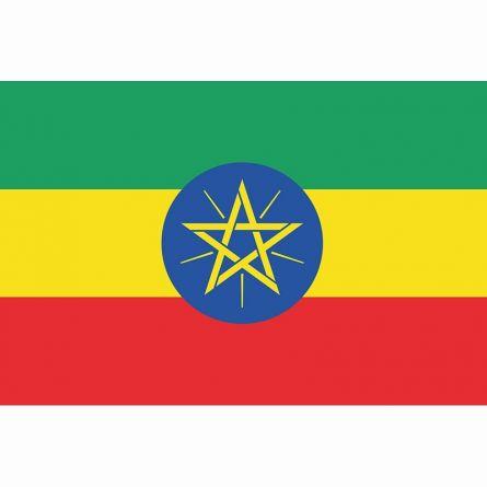 Drapeau national Ethiopie
