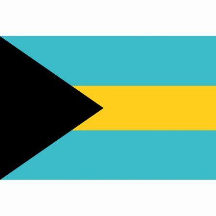 Länderfahne Bahamas