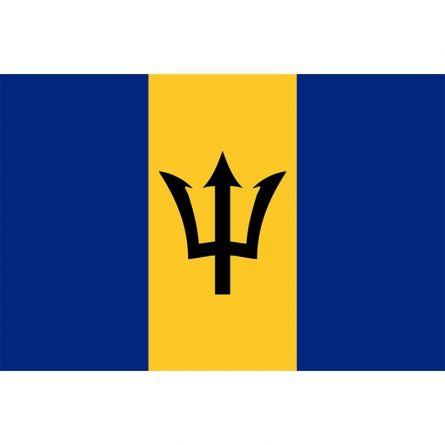 Länderfahne Barbados