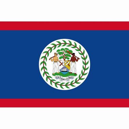 Länderfahne Belize