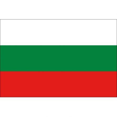 Drapeau national Bulgarie