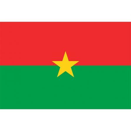 Drapeau national Burkina Faso